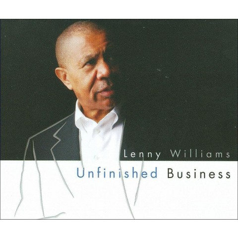 Lenny Williams - Unfinished Business (CD)