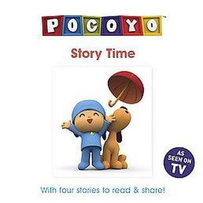 Pocoyo Story Time (Paperback)