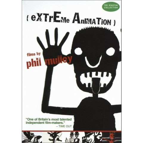 Phil Mulloy: Extreme Animation