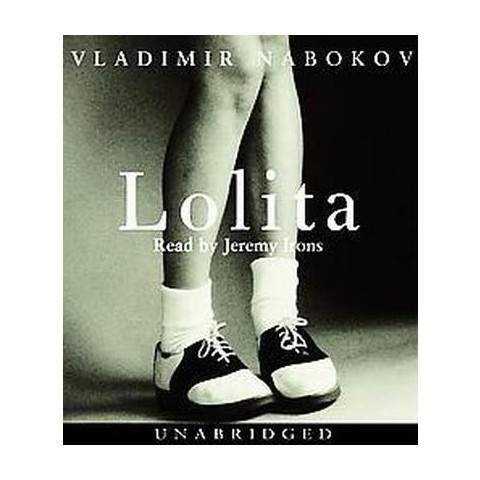 Lolita (Unabridged) (Compact Disc)