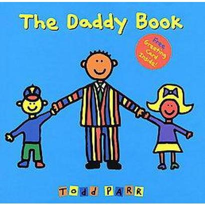 The Daddy Book (Hardcover)