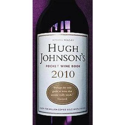 Hugh Johnson's Pocket Wine Book 2010 (Hardcover)