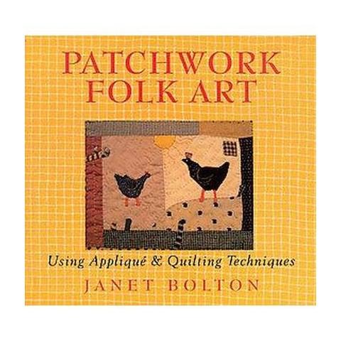 Patchwork Folk Art (Original) (Paperback)