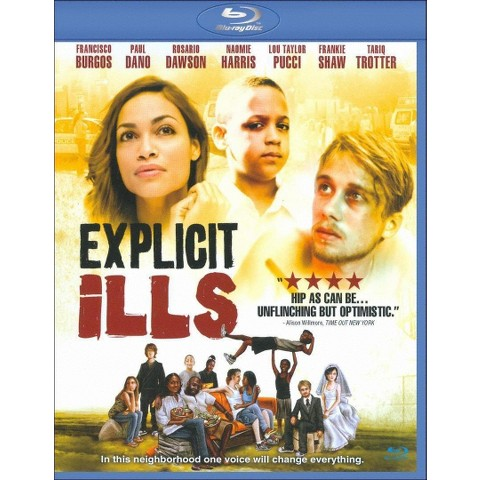 Explicit Ills (Blu-ray) (Widescreen)