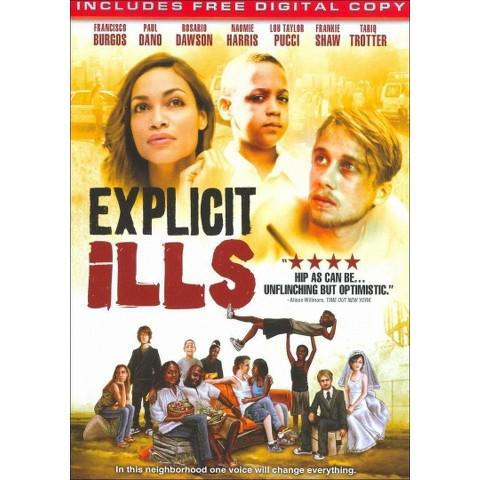 Explicit Ills (Includes Digital Copy) (W) (Widescreen)
