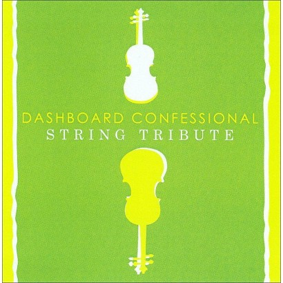 Dashboard Confessional String Tribute