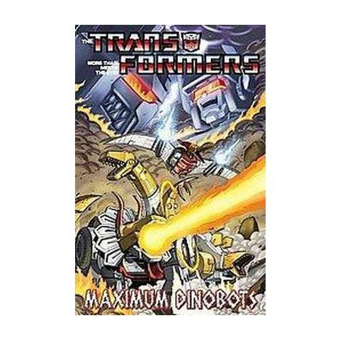 The Transformers (Paperback)