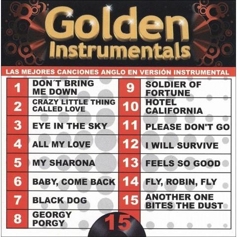 Golden Instrumentals, Vol. 15