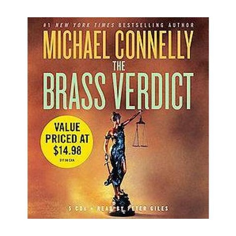 The Brass Verdict (Abridged) (Compact Disc)