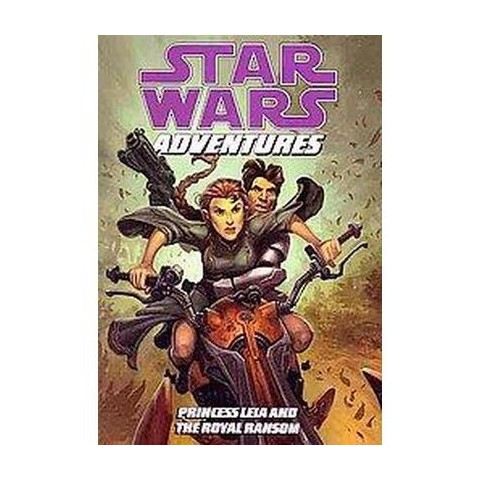 Star Wars Adventures (Paperback)