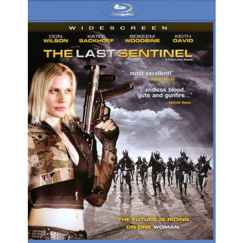 The Last Sentinel (Blu-ray) (Widescreen)