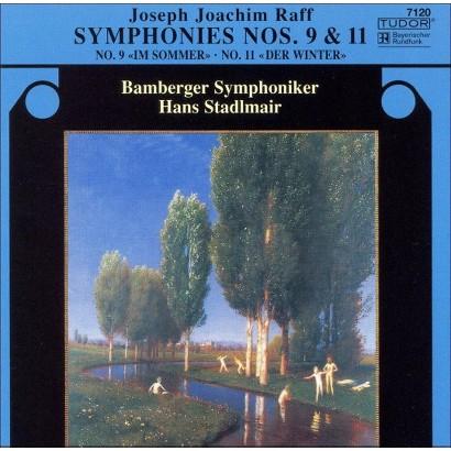 Raff: Symphonies Nos. 9 & 11