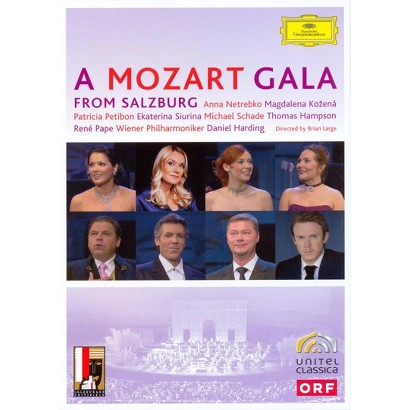 A Mozart Gala from Salzburg (Widescreen)