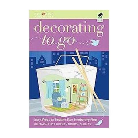 Decorating to Go (Original) (Paperback)