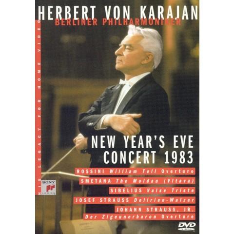 Herbert Von Karajan - His Legacy for Home Video: New Year's Eve Concert 1983