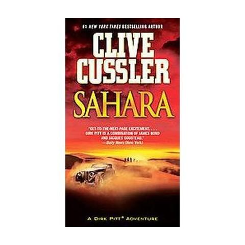 Sahara (Reissue) (Paperback)