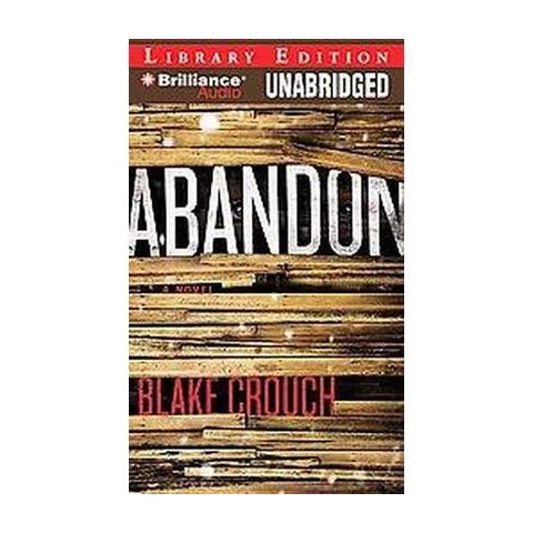 Abandon (Unabridged) (Compact Disc)