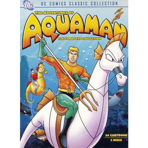 The Adventures of Aquaman Collection (2 Discs)