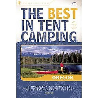 The Best In Tent Camping Oregon (Paperback)