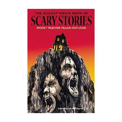 The August House Book of Scary Stories (Hardcover)