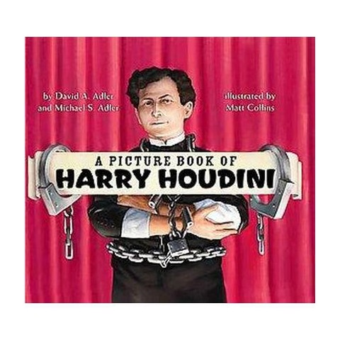 A Picture Book of Harry Houdini (Hardcover)