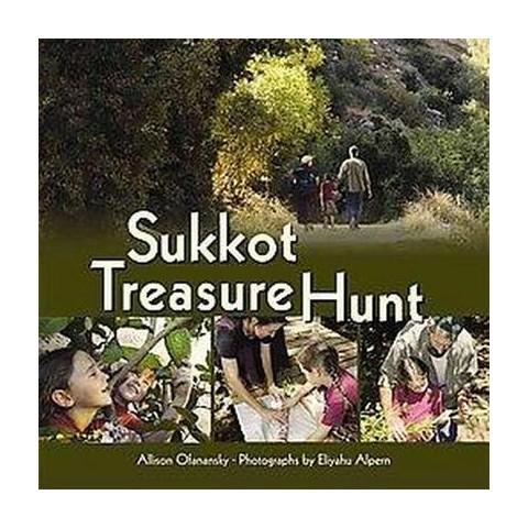 Sukkot Treasure Hunt (Hardcover)