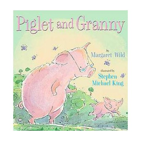 Piglet and Granny (Hardcover)