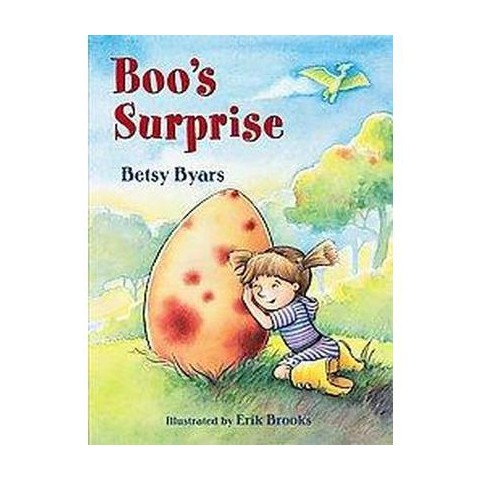 Boo's Surprise (Hardcover)