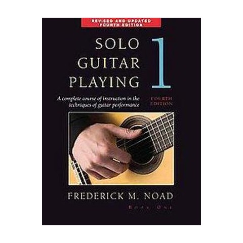 Solo Guitar Playing (Paperback)