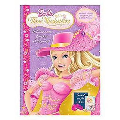 Barbie and the Three Muskateers (Paperback)