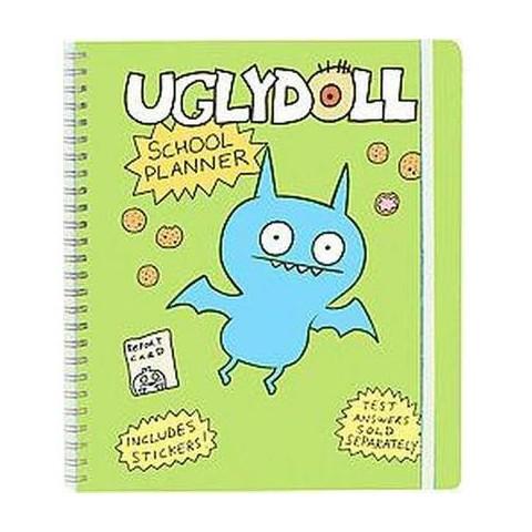 Uglydoll School Planner (Paperback)