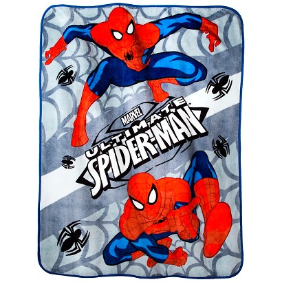 "Spider-Man Throw - 50"" x 60"""