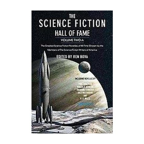 The Science Fiction Hall Of Fame (2A) (Reprint) (Paperback)