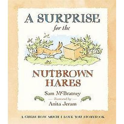 A Surprise for the Nutbrown Hares (Board)