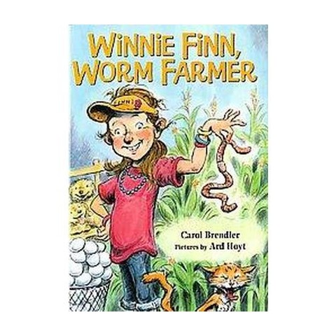 Winnie Finn, Worm Farmer (Hardcover)