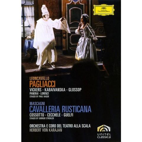 Herbert Von Karajan: Cavalleria Rusticana/I Pagliacci