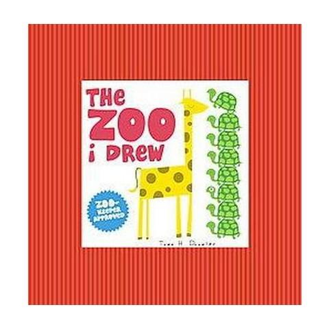 The Zoo I Drew (Hardcover)