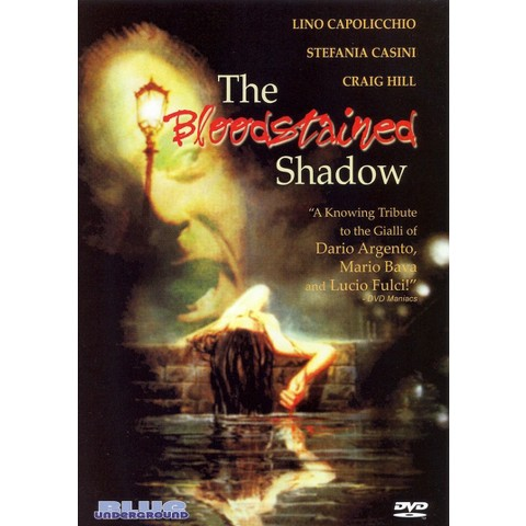 The Bloodstained Shadow (Widescreen)
