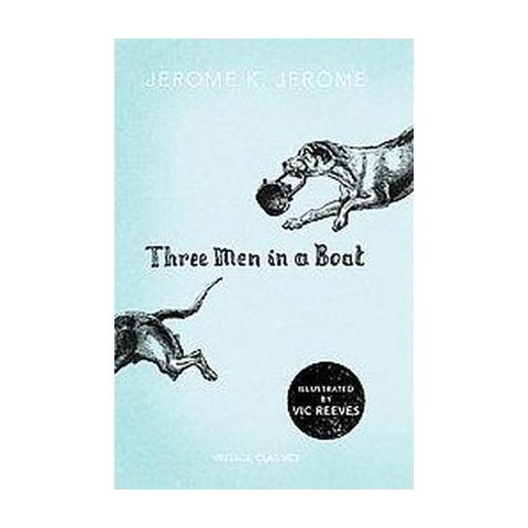 Three Men in a Boat (Hardcover)