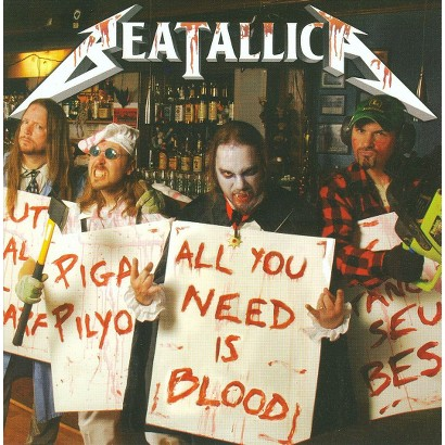 All You Need Is Blood [Explicit Lyrics]