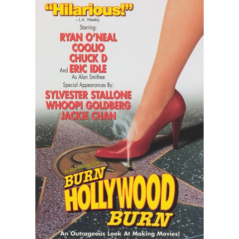 Alan Smithee Film: Burn Hollywood Burn (Widescreen)