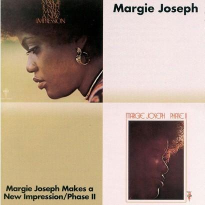 Margie Joseph Makes a New Impression/Phase II (Stax)