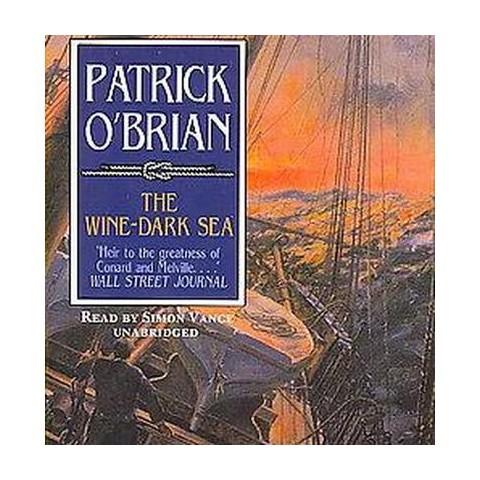 The Wine-Dark Sea (Unabridged) (Compact Disc)
