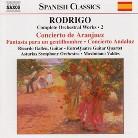 Rodrigo: Complete Orchestral Works, Vol. 2