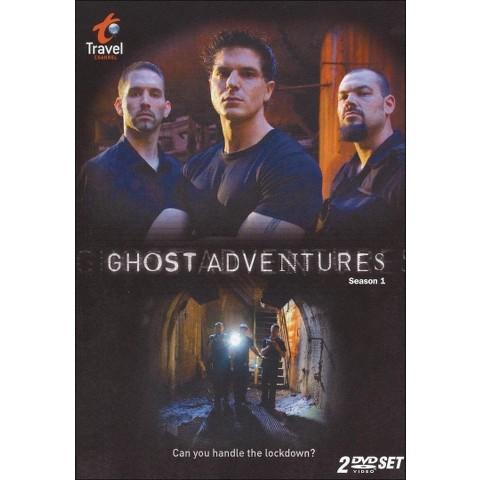 Ghost Adventures: Season 1 (2 Discs) (Widescreen)