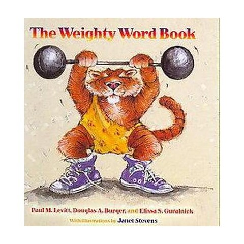 The Weighty Word Book (Illustrated) (Hardcover)