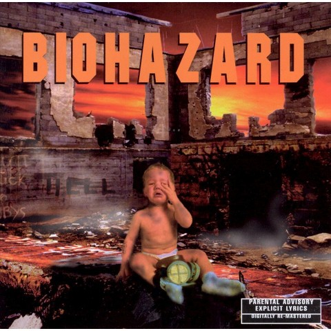 Biohazard [Explicit Lyrics]