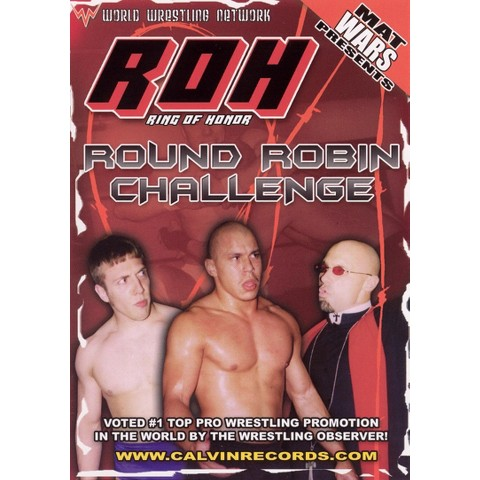 Mat Wars Presents: Ring of Honor - Round Robin Challenge