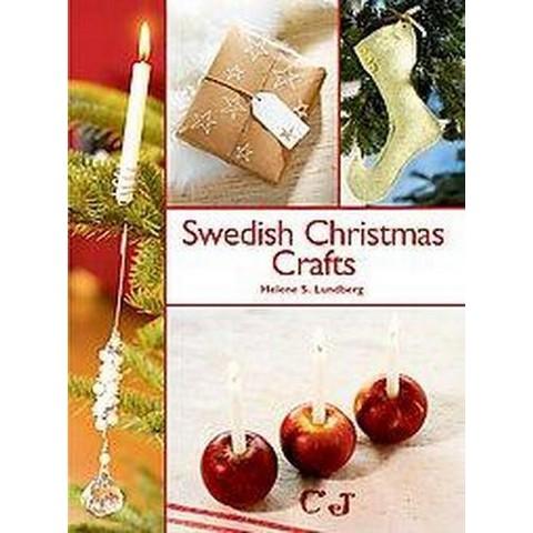 Swedish Christmas Crafts (Hardcover)
