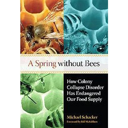 A Spring Without Bees (Hardcover)